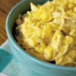 Crock-Pot Cheesy Chicken and Rice