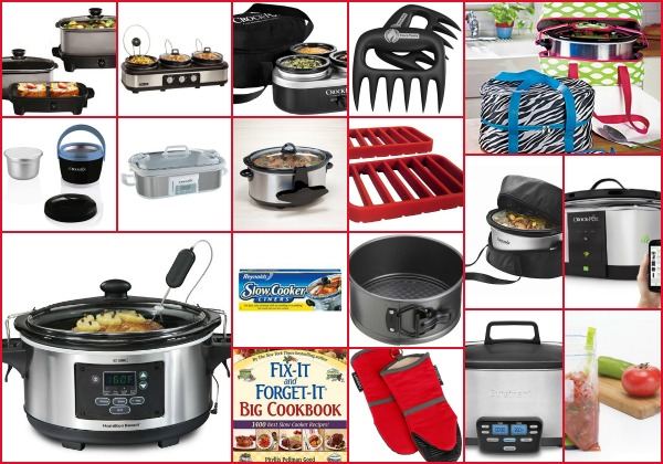 Crock-Pot Lovers Holiday Gift Guide!