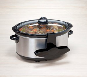 Crock-Pot Lovers Holiday Gift Guide: Lid Pocket