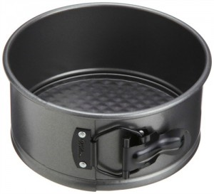 Crock-Pot Lovers Holiday Gift Guide: Wilton Excelle Elite 6 x 2-3/4 Inch Springform Pan
