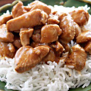 Crock-Pot Bourbon Street Chicken