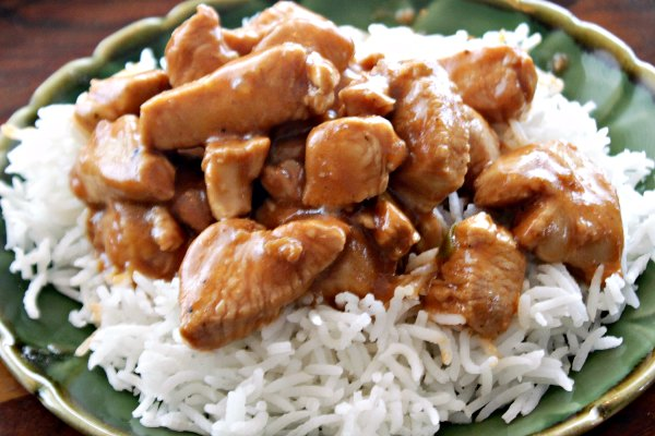 Crock-Pot Bourbon Street Chicken