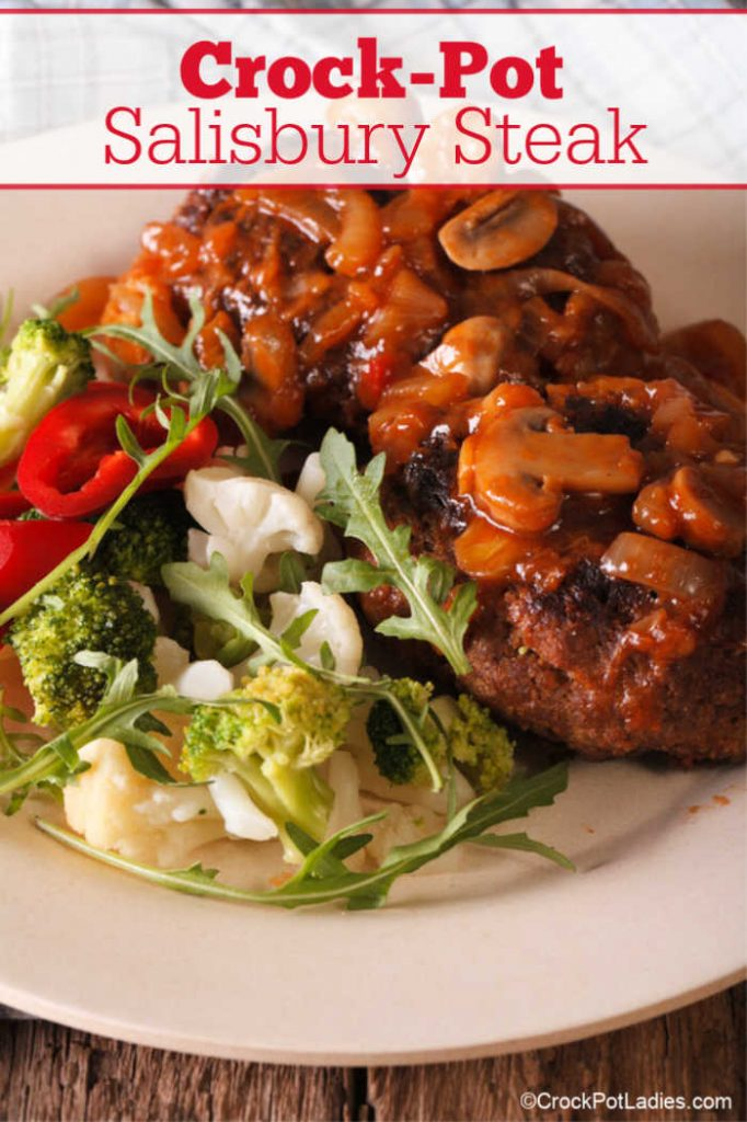 Crock-Pot Salisbury Steak