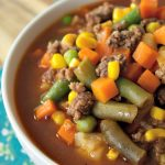 Crock-Pot Vegetable Beef Soup