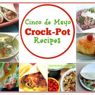 Cinco de Mayo Crock-Pot Recipes