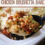 Crock-Pot Bruchetta Chicken Bake