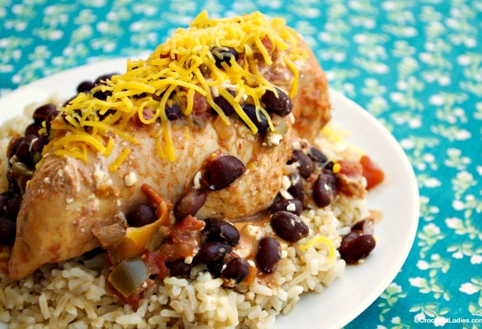 Crock-Pot Taco Chicken