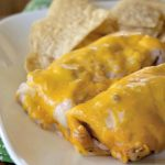 Crock-Pot Creamy Southwest Beef Burritos