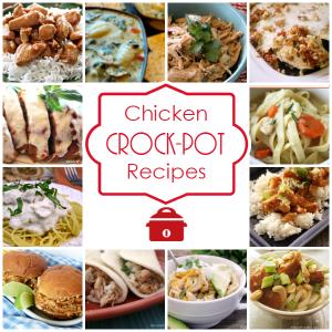 Chicken Crock-Pot Recipes