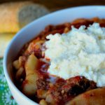 Crock-Pot Lasagna Soup