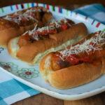 Crock-Pot Easy Italian Sausage & Pepper Sandwiches