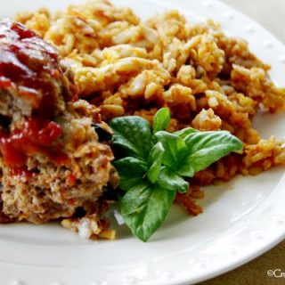 Crock-Pot Taco Meatloaf
