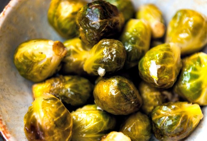Crock-Pot Brussels Sprouts