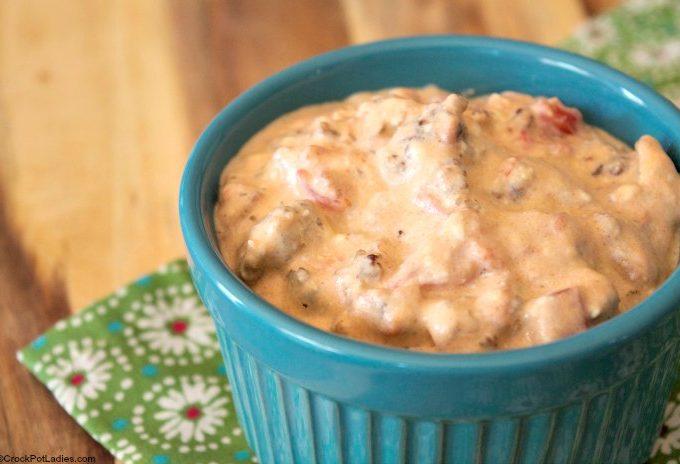 Crock-Pot Sausage Dip