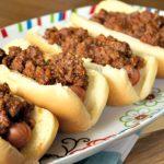 Crock-Pot Chili Coney Dog Sauce