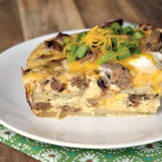 Crock-Pot Fresh Breakfast Bake