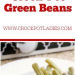 Crock-Pot Green Beans