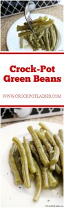 Crock-Pot Green Beans