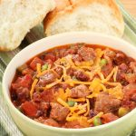 Crock-Pot Meat Lovers Chili