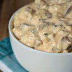 Crock-Pot Spicy Kielbasa Jalapeno Dip