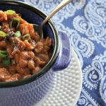 Crock-Pot Sweet Ranch Style Beans