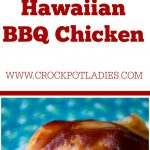 Crock-Pot Hawaiian BBQ Chicken