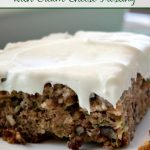 Crock-Pot Zucchini Cake With Cream Cheese Frosting