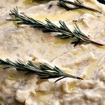 Crock-Pot Garlic Rosemary Mashed Potatoes