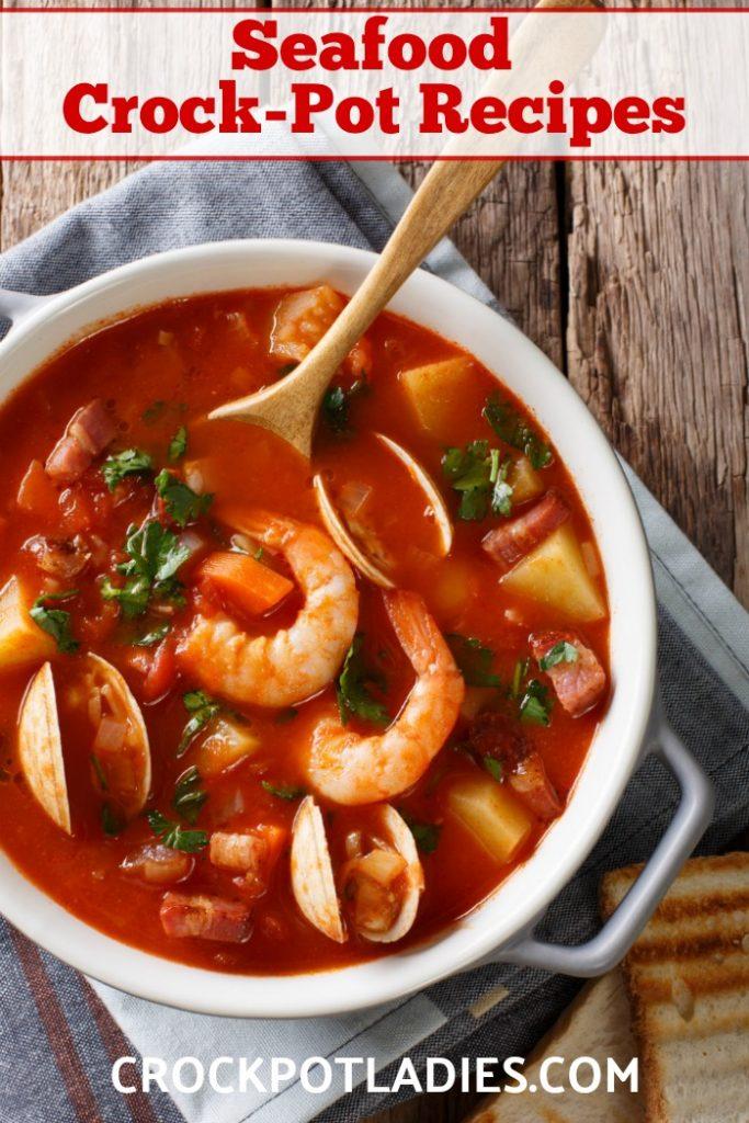 Seafood Crock-Pot Recipes