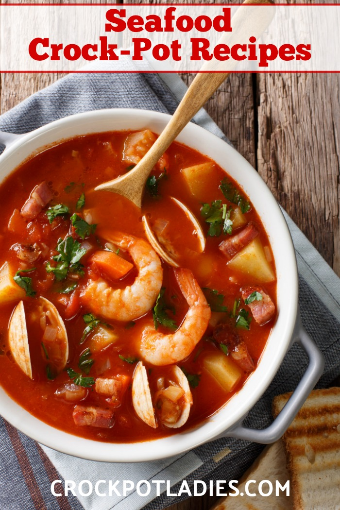Seafood Crock-Pot Recipes