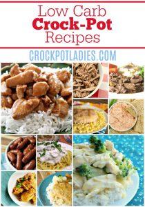 Low Carb Crock-Pot Recipes