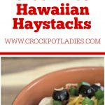 Crock-Pot Hawaiian Haystacks