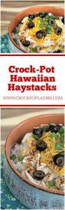 Crock-Pot Hawaiian Haystacks