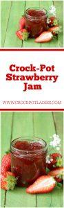 Crock-Pot Strawberry Jam