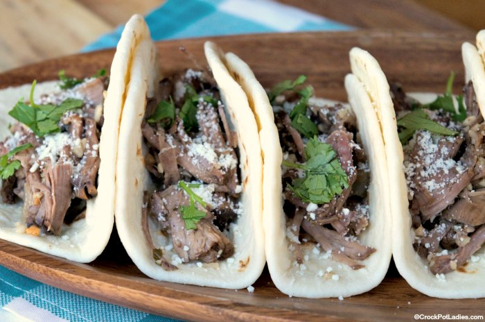 Crock-Pot Barbacoa Beef