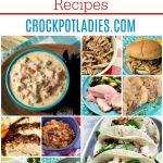 Pork Crock-Pot Recipes