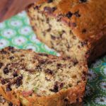 Crock-Pot Chocolate Chip Zucchini Banana Bread