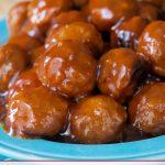 Crock-Pot Express BBQ Meatballs
