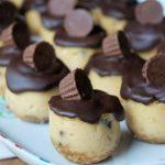 Crock-Pot Express Mini Peanut Butter Cheesecake Bites