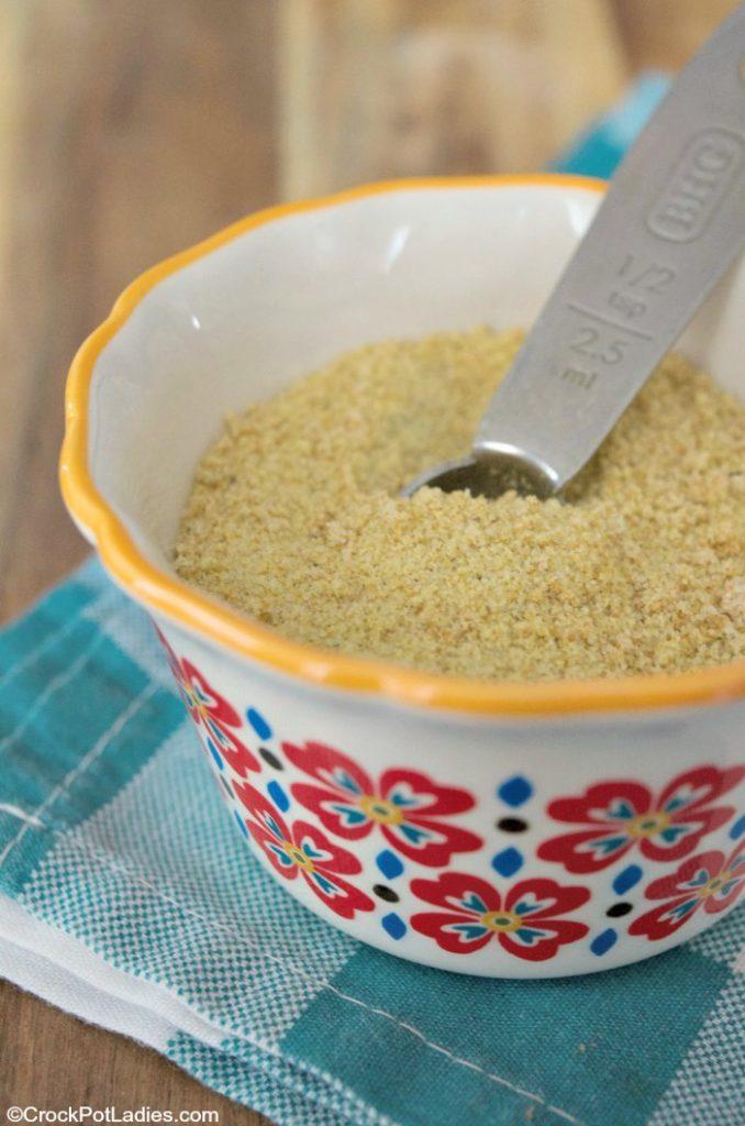 Homemade Adobo Seasoning Mix Crock Pot Ladies