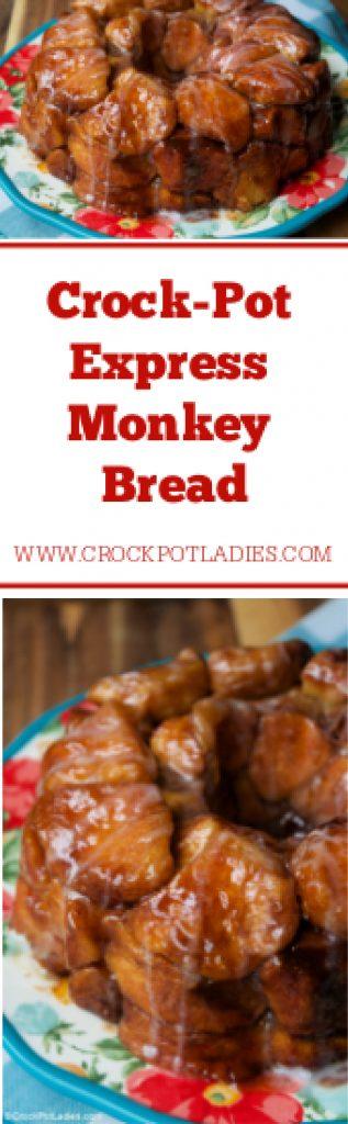 Crock-Pot Express Monkey Bread