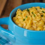 Crock-Pot Express Pumpkin Mac N Cheese