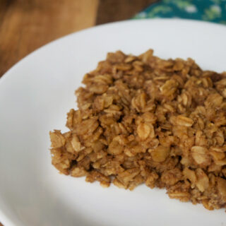 Crock-Pot Basic Baked Oatmeal