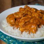 Crock-Pot Chicken Tikka Masala