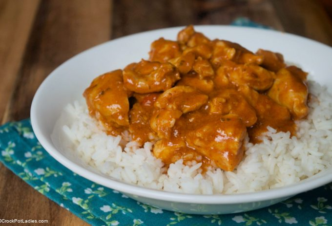 Crock-Pot Chicken Tikka Masala