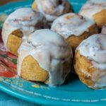 Crock-Pot Express Cinnamon Roll Bites