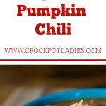 Crock-Pot Express Pumpkin Chili