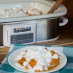 Crock-Pot Sweet Potato Casserole