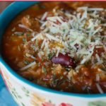 Crock-Pot Express Stuffed Pepper Soup