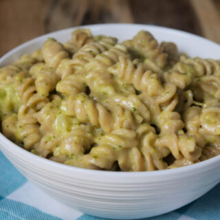 Crock-Pot Express Broccoli Cheddar Pasta